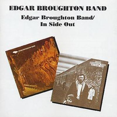Edgar Broughton Band/Inside Out
