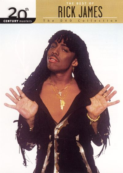 20th Century Masters: The Best of Rick James DVD Collection