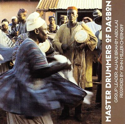 Master Drummers of Dagbon, Vol. 1: Dagbamba Drumming from Northern Africa