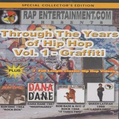 Through the Years of Hip Hop [Video/DVD]