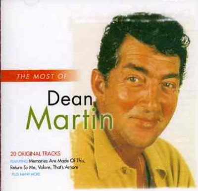 The Most of Dean Martin