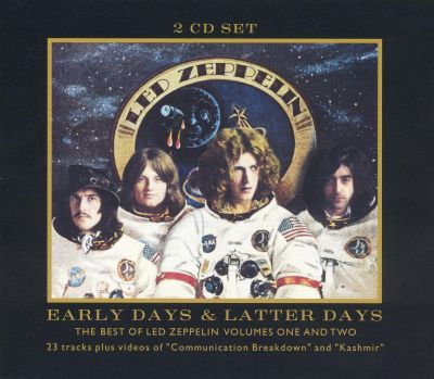 early days latter days vol 1 2 led zeppelin songs reviews credits awards allmusic. Black Bedroom Furniture Sets. Home Design Ideas
