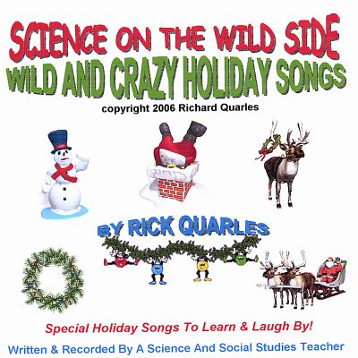 Wild and Crazy Holiday Songs