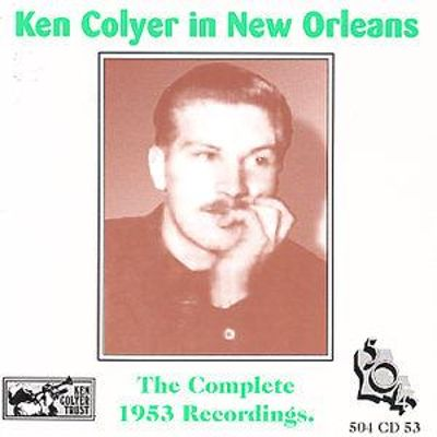 The Complete 1953 Recordings in New Orleans