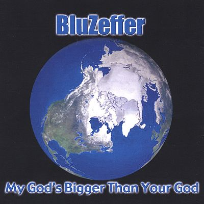 My God's Bigger Than Your God