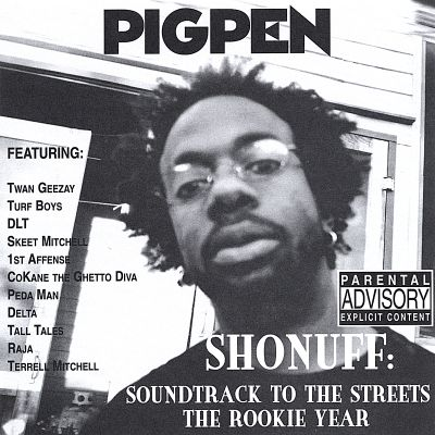 Shonuff: Soundtrack to the Streets, The Rookie Year