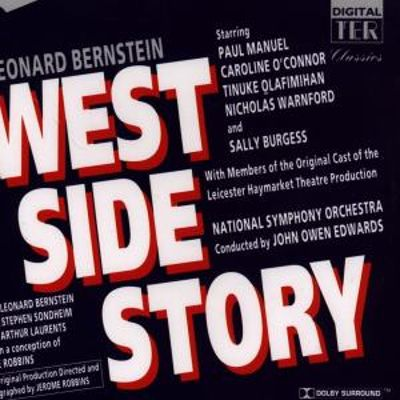 West Side Story [1993 TER Studio Cast] [Highlights]
