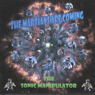 The Martians Are Coming