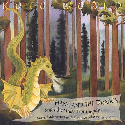 Hana and the Dragon and Other Tales from Japan