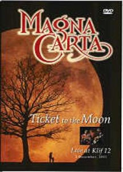 Ticket to Moon [DVD]