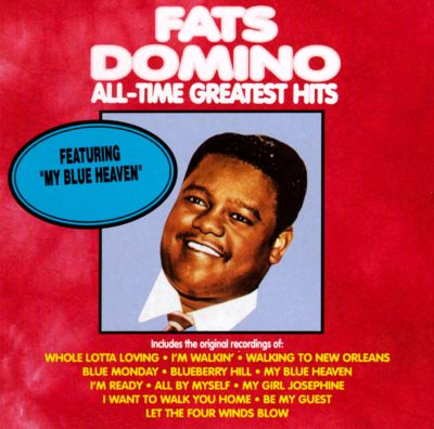 all time greatest hits fats domino songs reviews credits awards allmusic. Black Bedroom Furniture Sets. Home Design Ideas