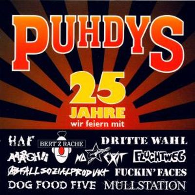 25 Years Puhdys