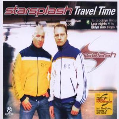 Travel Time [Germany CD]