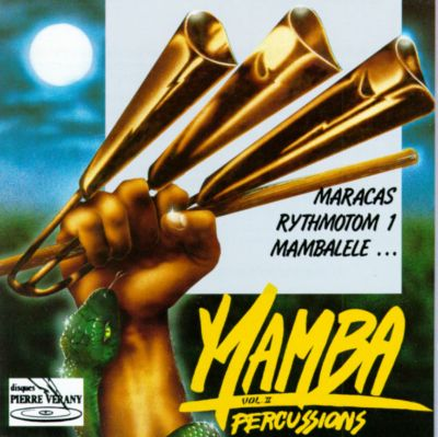 Mamba Percussions, Vol. 2