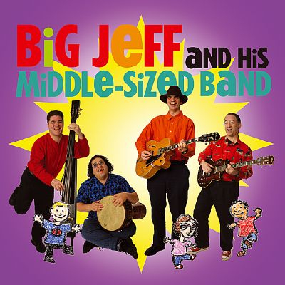 Big Jeff and His Middle-Sized Band