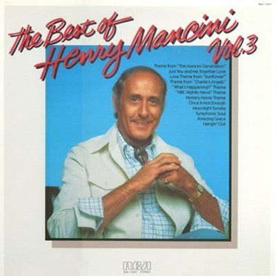 The Best of Henry Mancini, Vol. 3