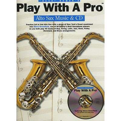 Play with a Pro Alto Saxophone