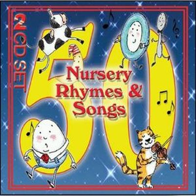 50 Favourite Nursery Rhymes and Songs
