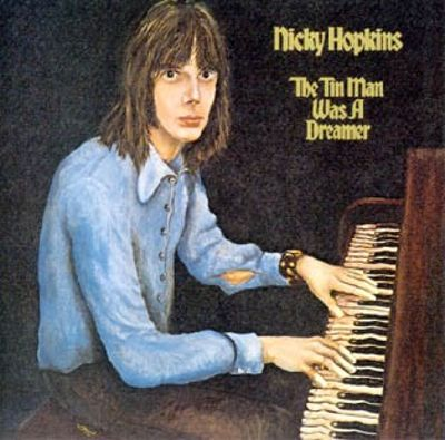 Image result for nicky hopkins tin man was a dreamer