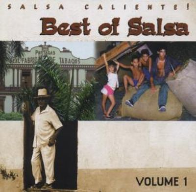 Best of Salsa, Vol. 1 [DTM]