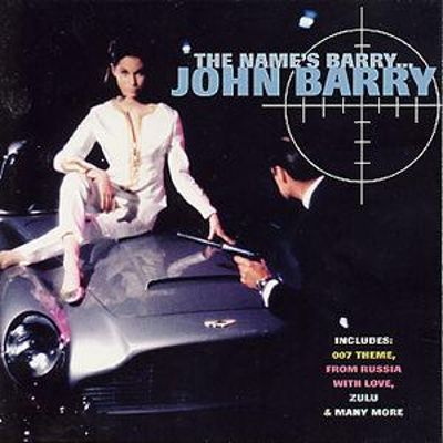 The Name's Barry... John Barry [Synergie]