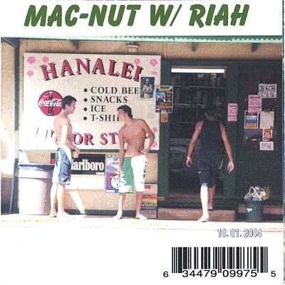 Mac-Nut With Riah