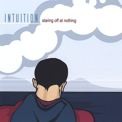 Staring off at Nothing