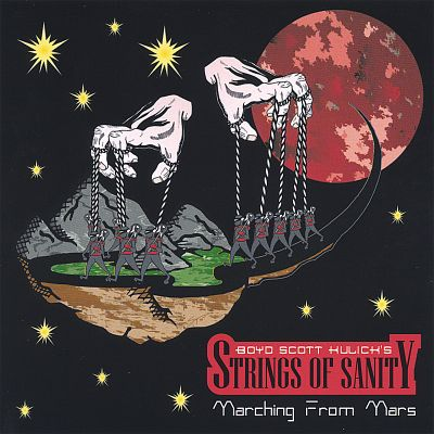 Strings of Sanity 'Marching from Mars'