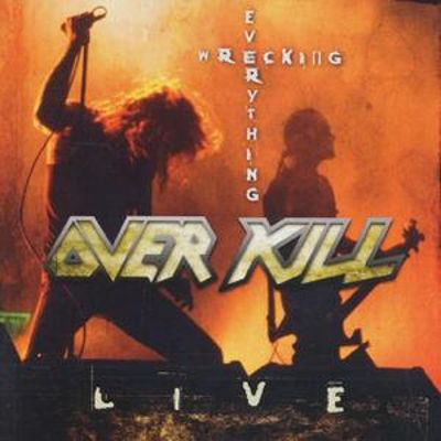 10 Years of Wrecking Your Neck-Live