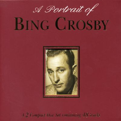 Portrait of Bing Crosby [Gallery]