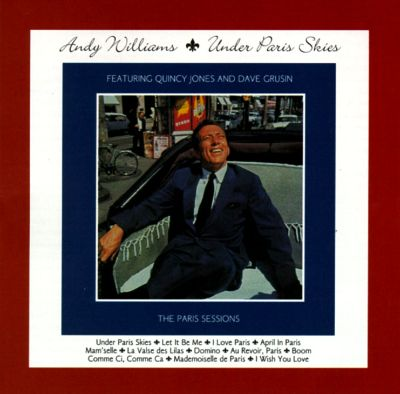 Andy Williams | Album Discography | AllMusic
