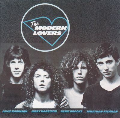 Picture of members of The Modern Lovers