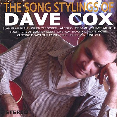 The Song Stylings of Dave Cox