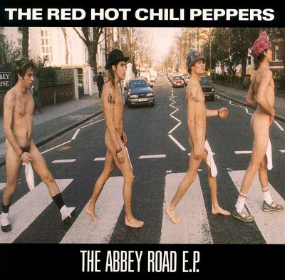 The Abbey Road E.P. - Red Hot Chili Peppers