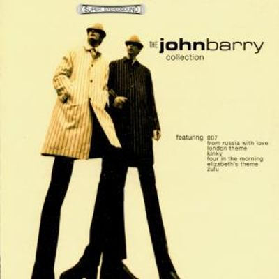 The John Barry Collection [Columbia/Legacy]