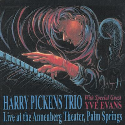 Harry Pickens Trio Live at the Annenebrg Theater, Palm Springs with Special Guest Artis