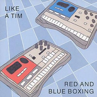 Red and Blue Boxing