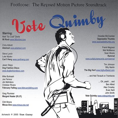 Footloose: The Revised Motion Picture Soundtrack
