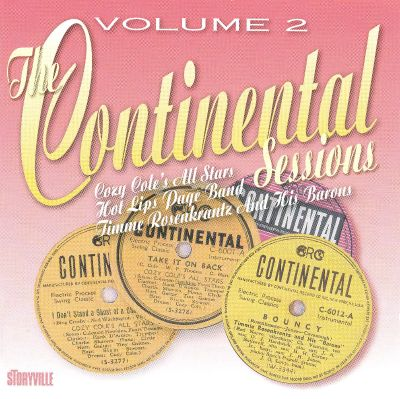 The Continental Sessions, Vol. 2