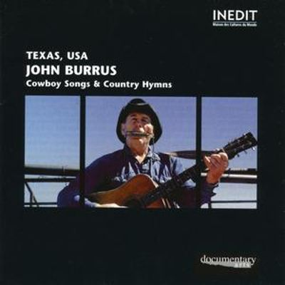 Cowboy Songs & Country Hymns