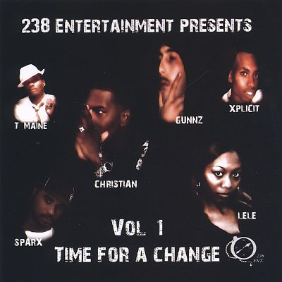 Time for a Change Vol. 1