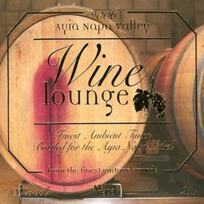 Wine Lounge: Finest Ambient Tunes