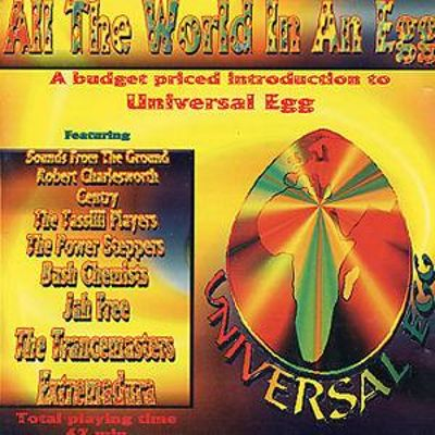 All the World In An Egg