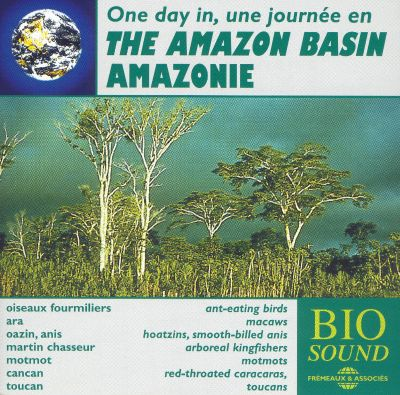The One Day In The Amazon Basin