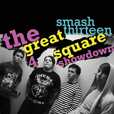 The Great Four Square Showdown
