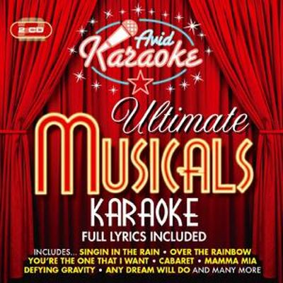 Ultimate Musicals Karaoke