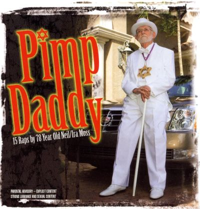 My daddy is a pimp