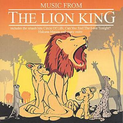 Music from the Lion King