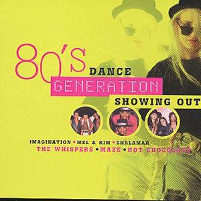 Eighties Dance Generation: Showing Out