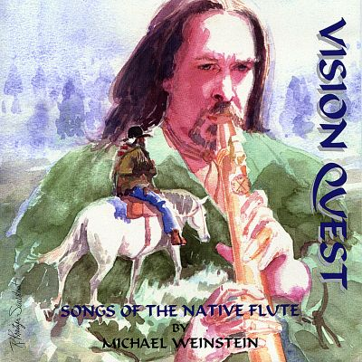 Vision Quest Songs of the Native Flute
